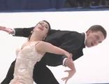 エカテリーナ・ボブロワ&ドミトリー・ソロビエフ NHK杯2015