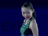 中塩美悠 JGPクールシュヴェル2014