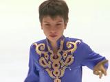 イエゴー・ゼレニャック JGPタリン杯2014