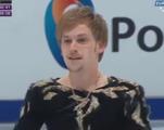 セルゲイ・ボロノフ ロステレコム杯2014