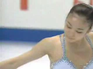 キム・ヨナ 世界選手権07 フリー 英語