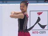 ショクサナム・トクヒロワ JGPチェコスケート2014
