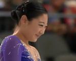 長洲未来[ミライ・ナガス] スケートアメリカ2014