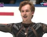 セルゲイ・ボロノフ NHK杯2014