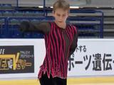 アーツイオム・テルイコ JGPチェコスケート2014