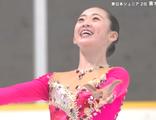 青木祐奈 全日本ジュニア選手権2015