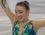 本郷理華 世界選手権2016