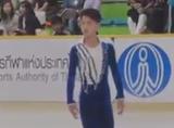 崔金哲 アジアフィギュア杯2015