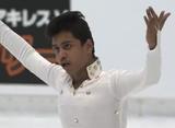 ニキル・ピングレイ JGPメ~テレ杯2014