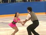 高橋成美&木原龍一 スケートカナダオータムクラシック2014