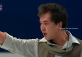 アブザル・ラキンガリエフ 四大陸選手権2015