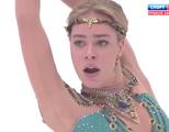 アンナ・ポゴリラヤ NHK杯2015