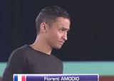 フローラン・アモディオ 世界選手権2015