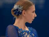 ポリーナ・エドモンズ 四大陸選手権2015