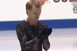 セルゲイ・ボロノフ NHK杯2013