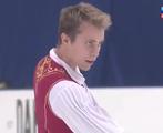 ミハル・ブジェジナ NHK杯2015