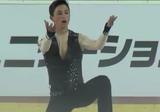 ダニエル・サモーヒン JGPリュブリャナ杯2014