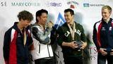 四大陸選手権2012 スモールメダル