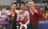 NHK杯 表彰式