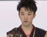友野一希 世界ジュニア選手権2016
