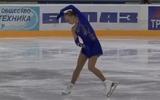 ナタリア・オゴレルツェワ JGPミ...