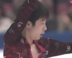 金博洋[キン・ハクヨウ] NHK杯2015