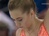 エレーナ・ラジオノワ 世界選手権2016