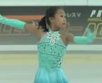 李香凝[リ・コウギョウ] JGPリュブリャナ杯2014