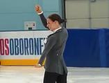 アリョーナ・レオノワ Russian Open Skate 2014
