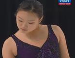 キム・ヘジン スケートカナダ2014