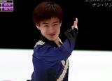 宋楠[ソウ・ナン] 四大陸選手権2014