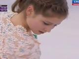 ユリア・リプニツカヤ グランプリファイナル2014