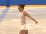 ガブリエル・デールマン スケートカナダオータムクラシック2014
