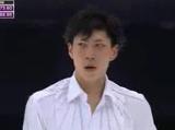 田中刑事 四大陸選手権2014
