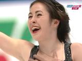 アンナ・オフチャロワ NHK杯2014