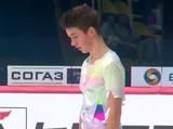 イジー・ベロラドスキー JGPクロアチア杯2014