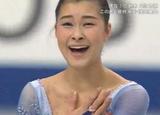 村上佳菜子 全日本選手権2013
