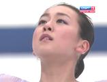 浅田真央 NHK杯2015