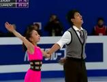 高橋成美&木原龍一 四大陸選手権2015