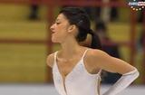 サマンサ・シザーリオ 世界ジュニア選手権2013
